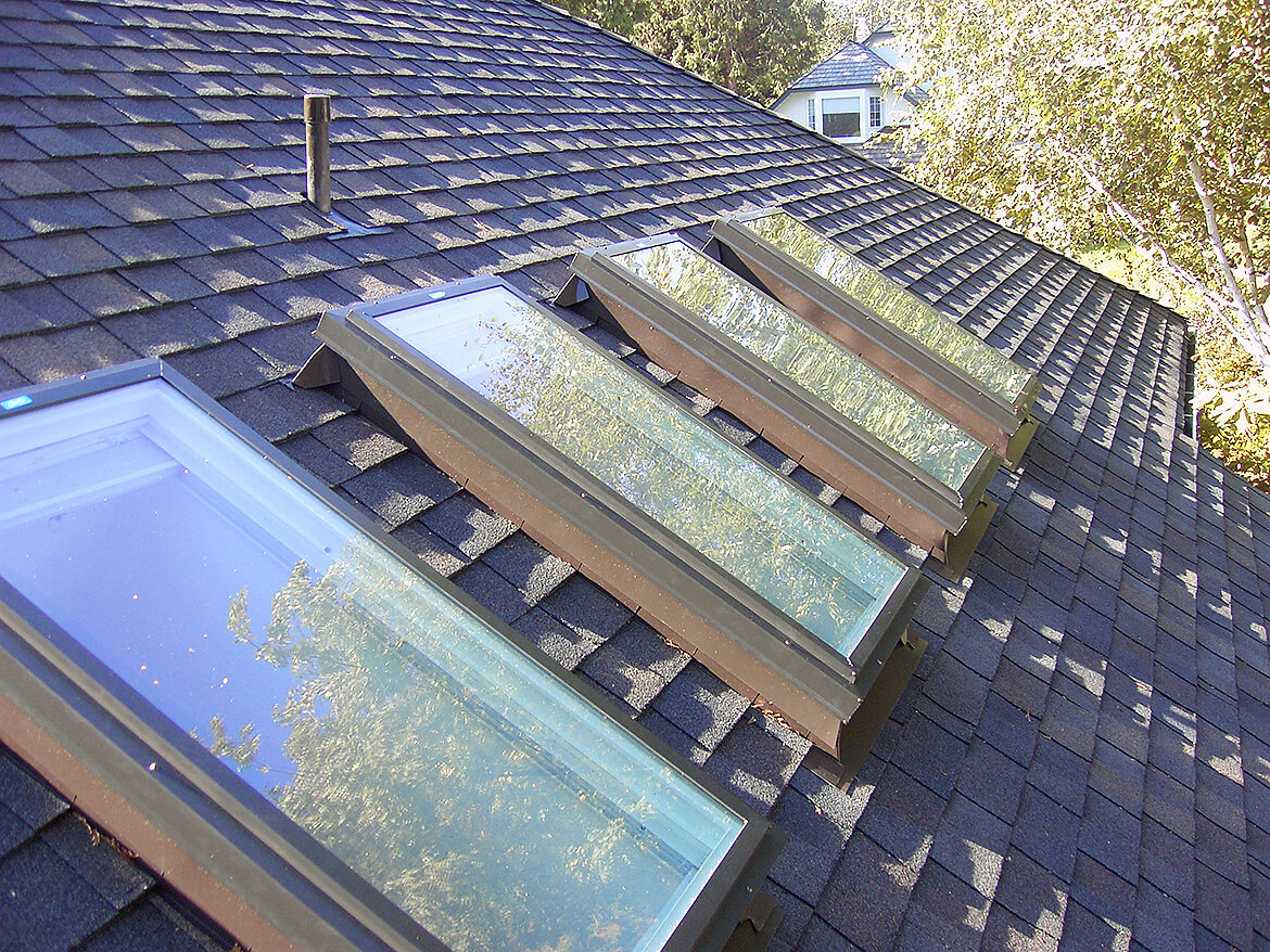 Residential Re-Roof Project