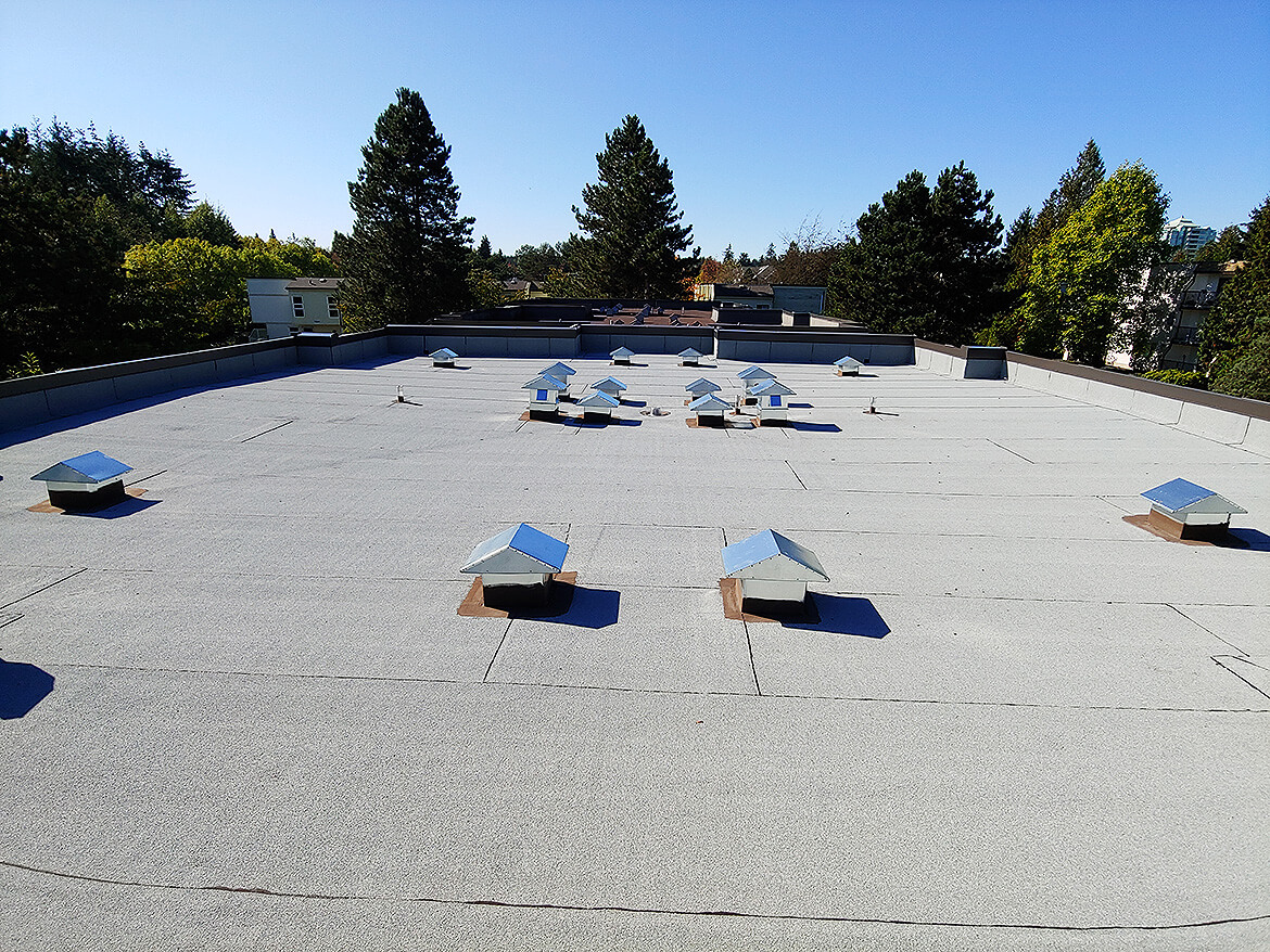 Commercial Re-Roof Project
