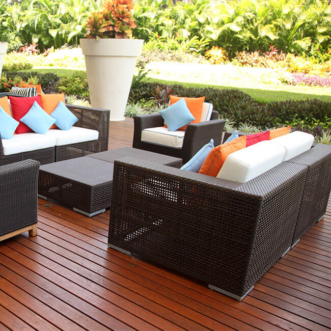 We'll Protect Your Patio Furniture